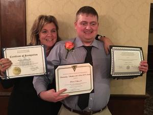 Wayne-Finger Lakes student receives state award