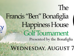 Golf tournament to benefit Happiness House