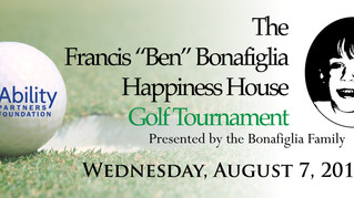 Golf Tournament raises thousands for Happiness House