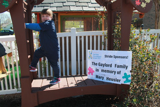 Honorary chairs named for Autism Awareness Walk