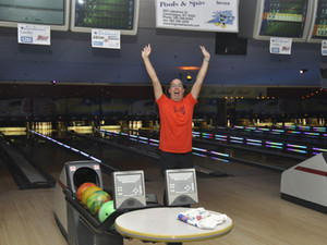 Bowling for Bucks raises over $17K