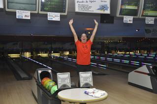 Bowling for Bucks raises over $17K