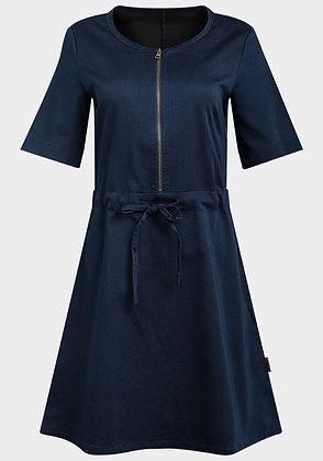 Zip Front Breastfeeding Friendly Dress