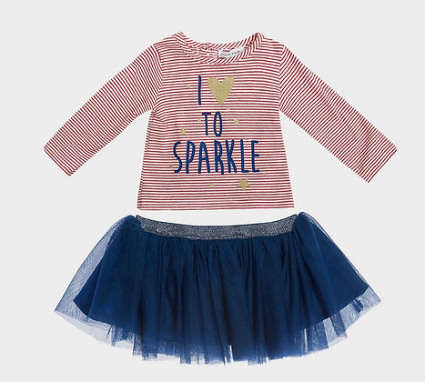 "Babaluno ""Love To Sparkle"" Outfit"