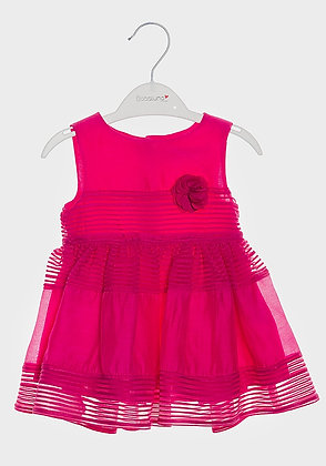 Babaluno Pink Organza Dress