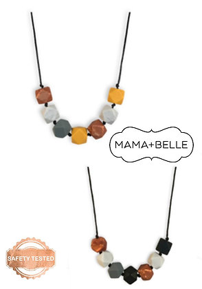 """Mama & Belle """"Aurora"""" Teething Necklace (2 Colours)"""