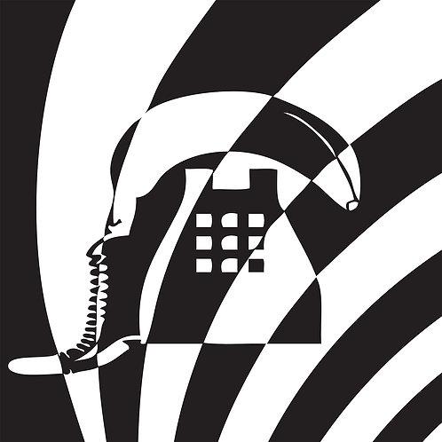 Spantzo Poster - Banana Phone
