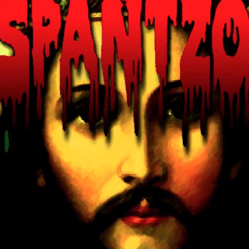 Spantzo Logo Sticker