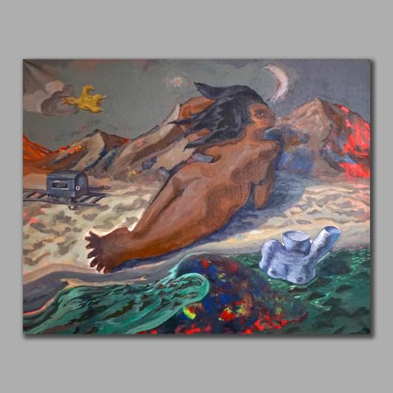 Sirena en Rockaway