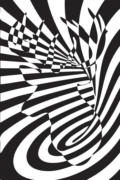 Spantzo Poster - Deer Mount