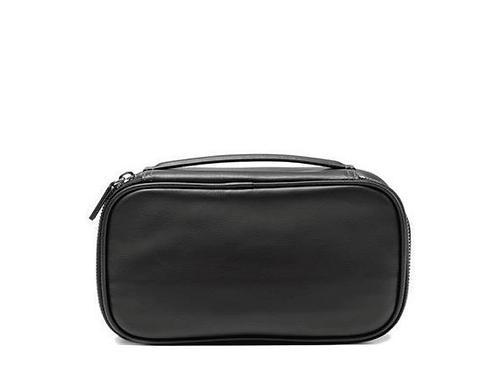 Black Dopp Kit Bag