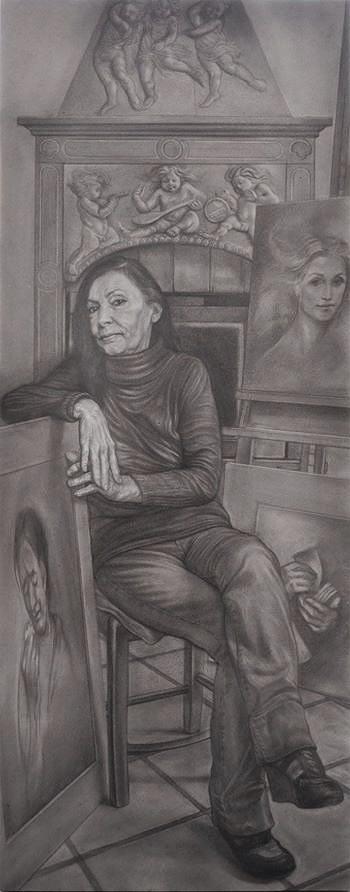 THE ARTIST ILIA RUBINI