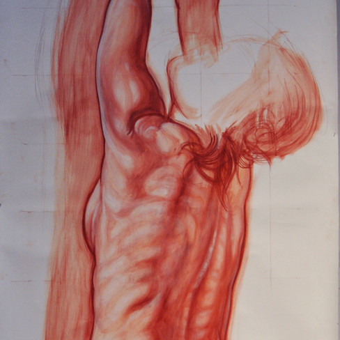 RESURRECTIO: study for the victims of disease (detail)