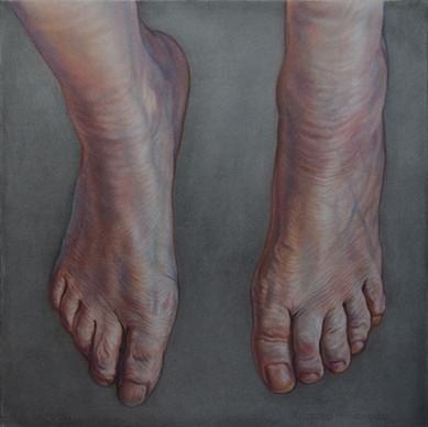 ECCE HUMANITAS: the feets