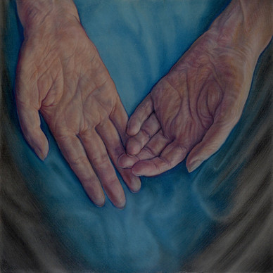 ECCE HUMANITAS: the hands