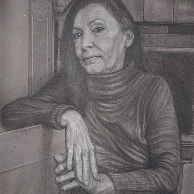 THE ARTIST ILIA RUBINI (detail)