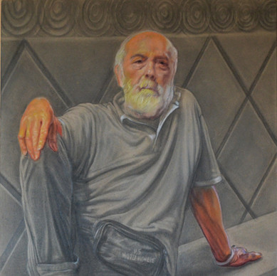 SPECTATOR MUNDI: portrait of Agostino