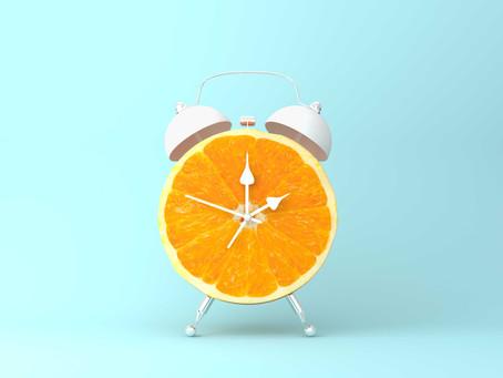 Quando sabemos que o que queremos são laranjas