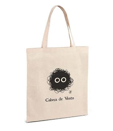 """Tote Bag """"Cabeça de Vento""""."""