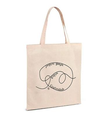 """Tote Bag """"Inspira sonhos, expira criatividade"""""""