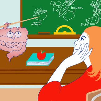 A SII (Síndrome do Intestino Irritável) e o eu