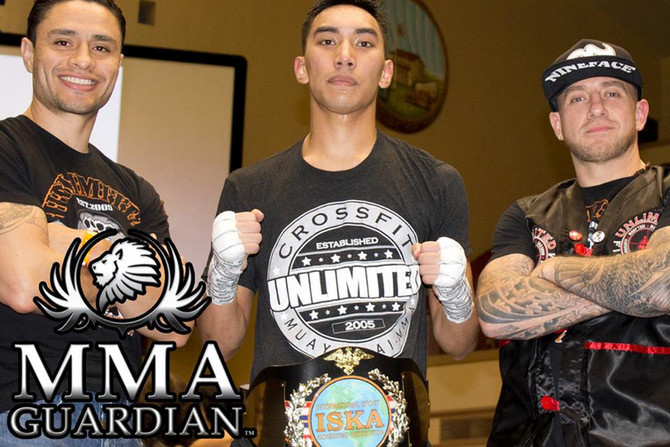 Fighter Profile: Jacob Ycaro
