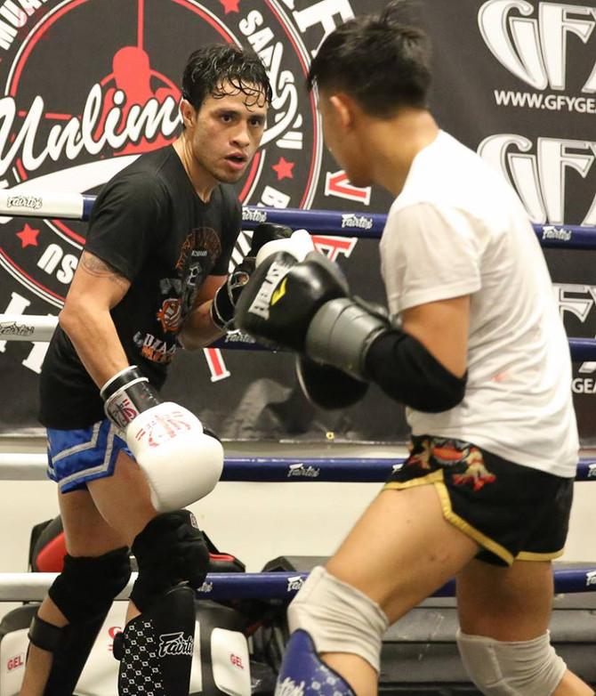 Bellator Dynamite x Jose Palacios