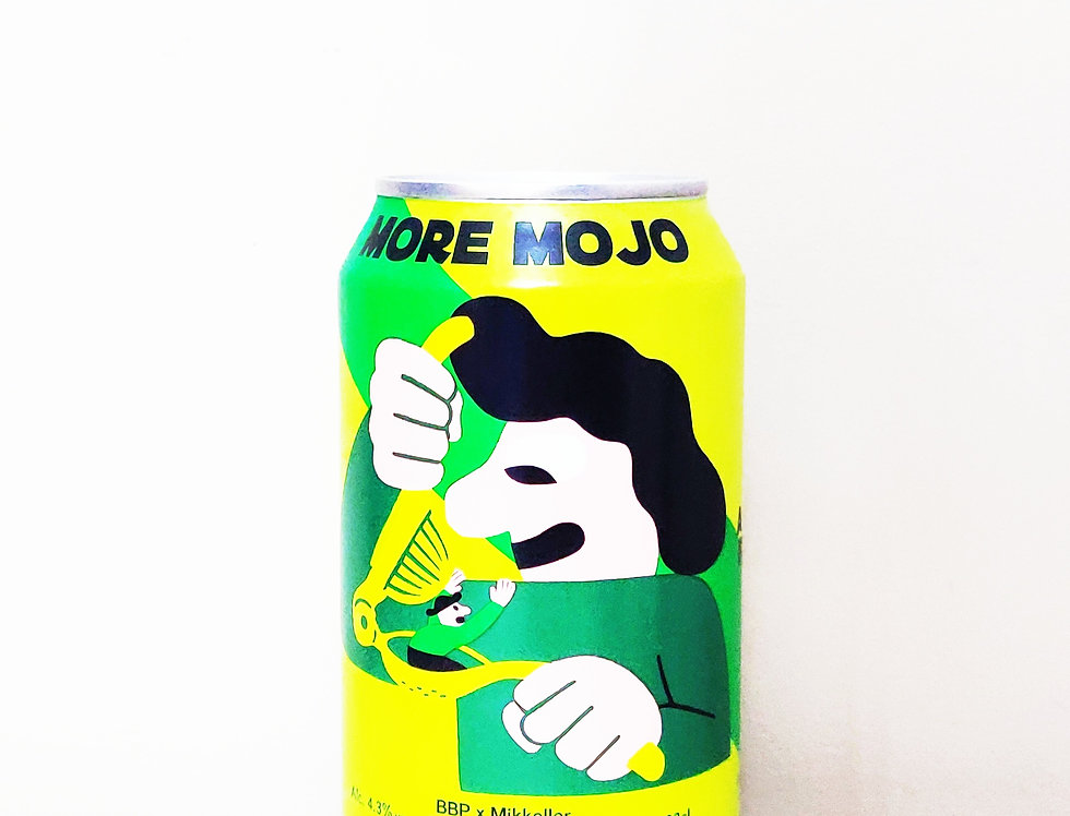 More Mojo