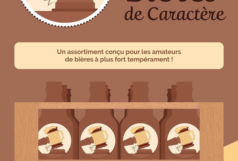 Box Caractère (12 bières)