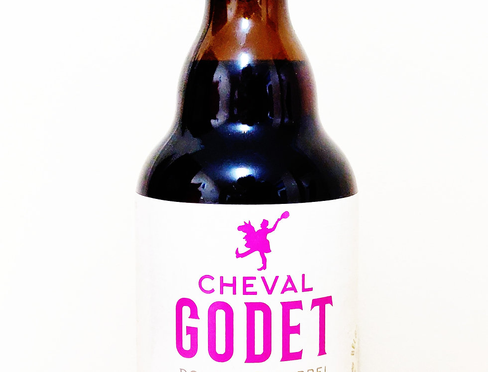 Cheval Godet Double