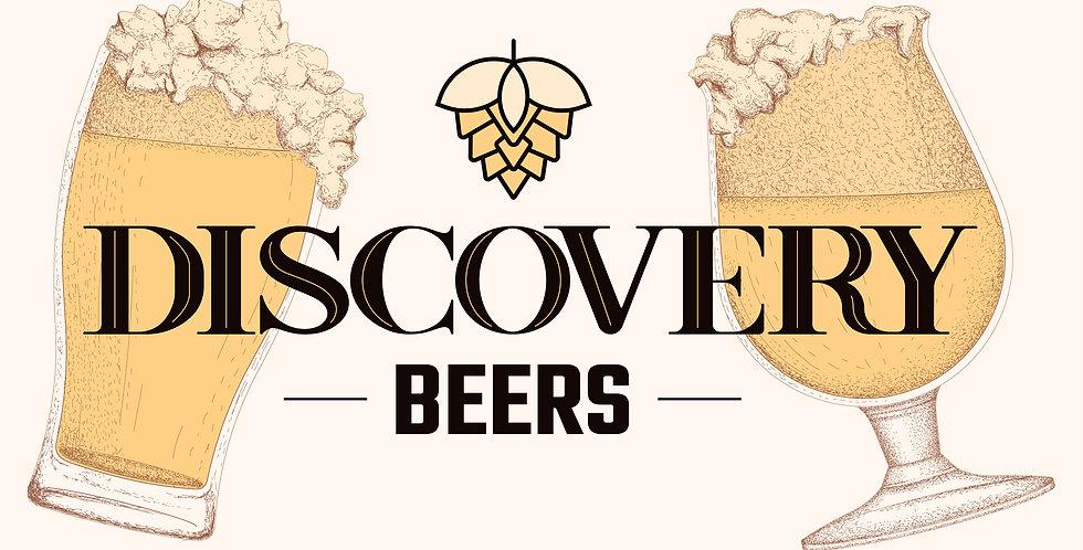 Box Découverte (6 bières)
