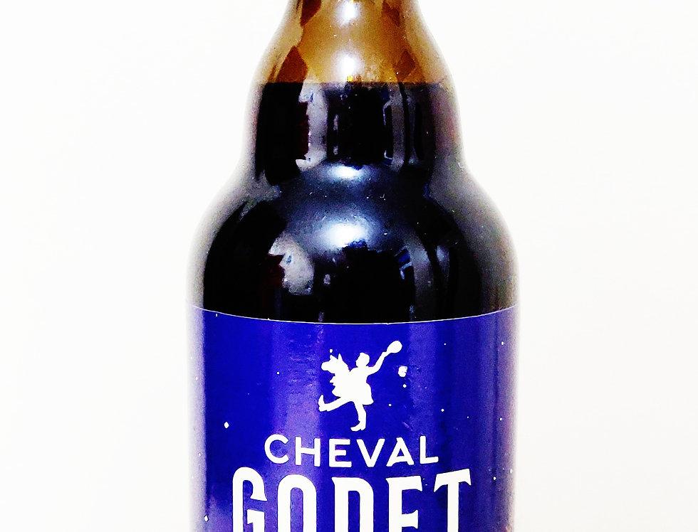 Cheval Godet Winter