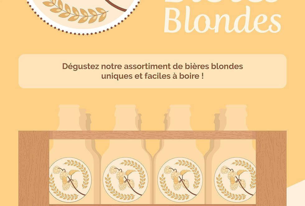 Box Blondes Spéciales