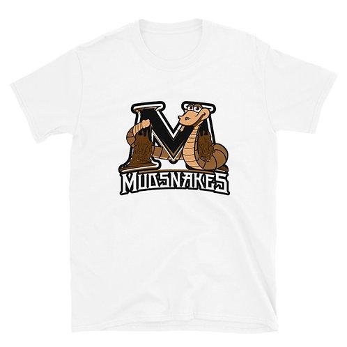MUDSNAKES - Short-Sleeve Unisex T-Shirt