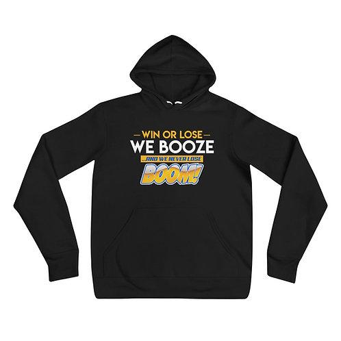 BOOM! Unisex hoodie