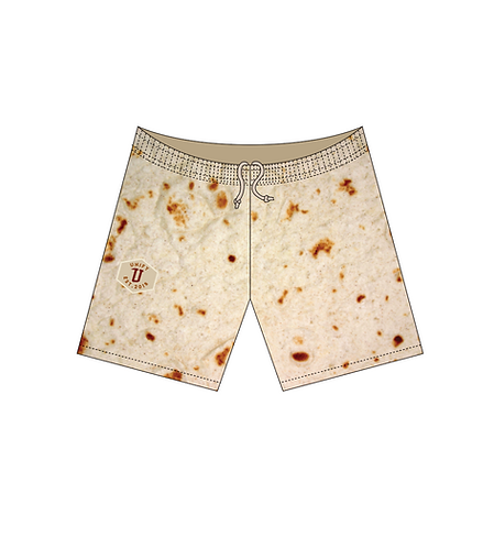 UNIFY Tortillas - Sublimated Short w/ Pockets