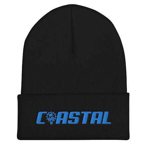 Custom Beanie - Embroidered
