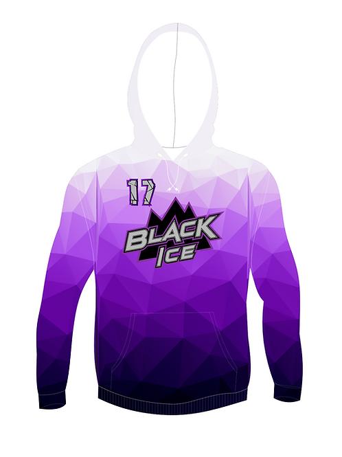 BLACK ICE - Sublimated Sweatshirt