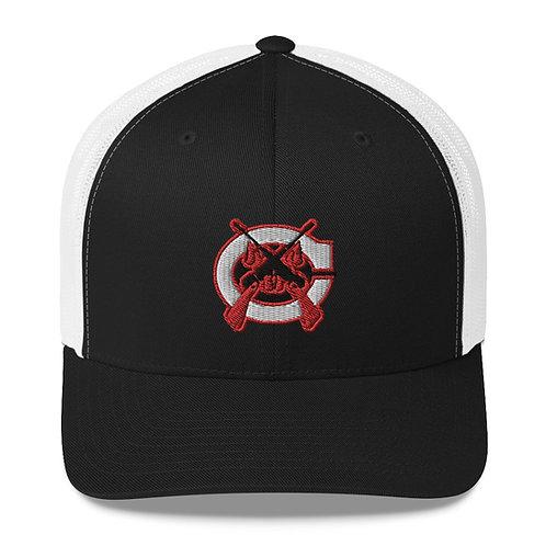 Custom Retro Trucker Hat - Yupoong