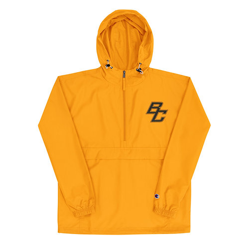 Embroidered Custom Champion Packable Jacket