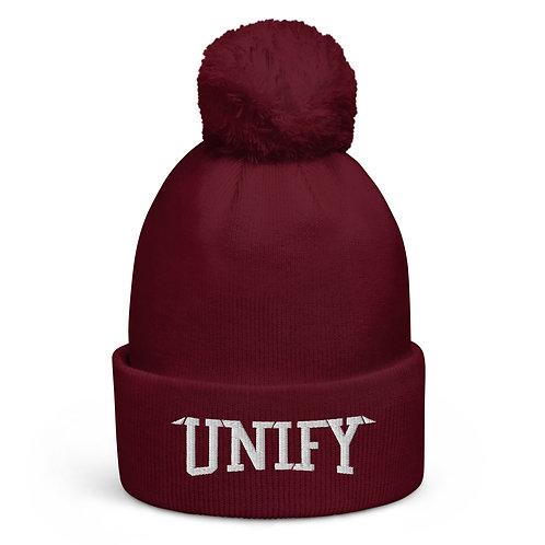UNIFY - Pom pom beanie