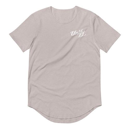 Men's Curved Hem T-Shirt