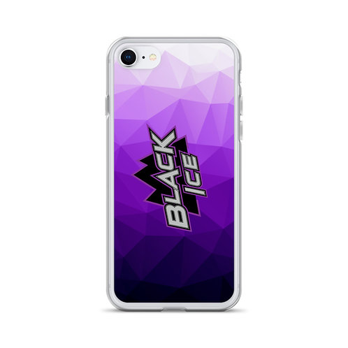 BLACK ICE - iPhone Case