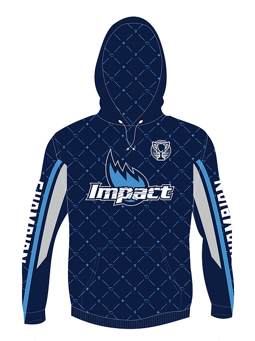 Impact Full Sublimated Hoodie