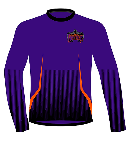 Athletic Performance Long Sleeve Shirt