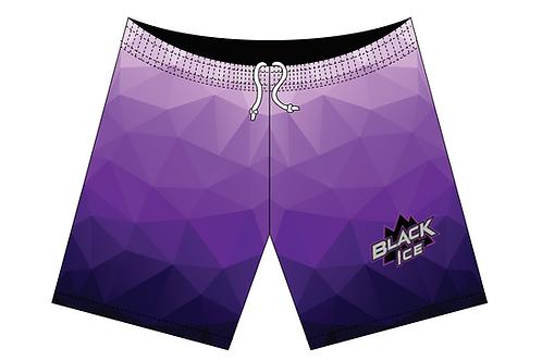 BLACK ICE - Athletic Short w/Pockets