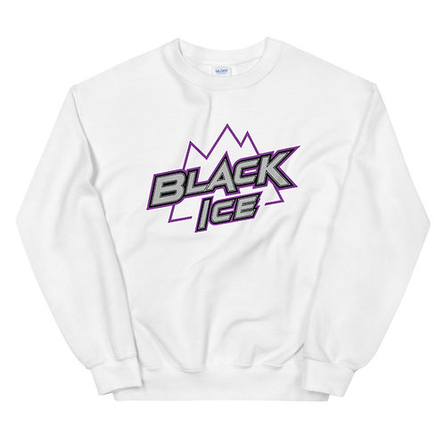 BLACK ICE - Unisex Sweatshirt