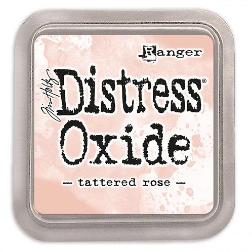 Distress Oxide Tattered rose Ranger