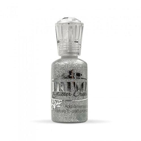 Nuvo Glitter drops Silver Moondust Tonic Studio