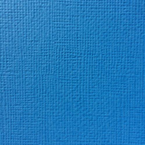 Cardstock Bleu foncé 30,5x30,5 cm 216gr